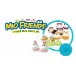 "Контейнер для линз с пинцетом ""MioFriends"""