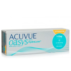 1-DAY Acuvue Oasys for Astigmatism (30 шт.)