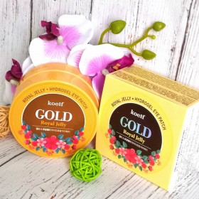 Патчи Gold Royal Jelly (60 шт.) Koelf