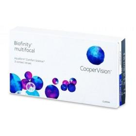 Biofinity Multifocal (3 шт.)