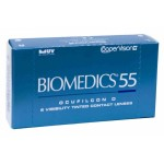 Biomedics 55UV (6 шт.)