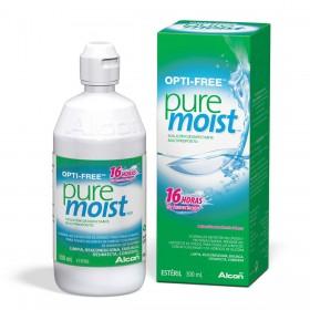 Opti-Free PureMoist