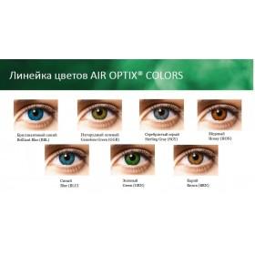 Air Optix Colors (2шт.)