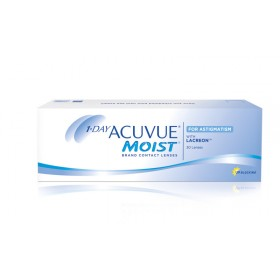 1-DAY Acuvue Moist for Astigmatism (30 шт.)