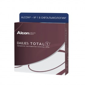 Dailies Total One (90 шт.)
